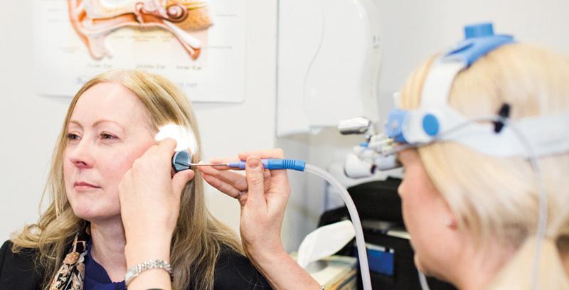 micro-suction earwax